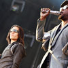 Foto Black Eyed Peas te TMF Awards Festival 2009