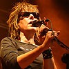 Foto Lucinda Williams te Bospop 2009