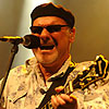 Foto Paul Carrack op Bospop 2009