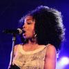 Foto Leela James op Raw Rhythm 2009