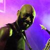 Foto Ziggi op Raw Rhythm 2009