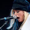 Foto The Ting Tings op Sziget 2009