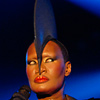 Grace Jones foto Lowlands 2009