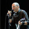Foto Danko Jones op Huntenpop 2009