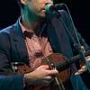 Foto Andrew Bird op Haldern Pop 2009