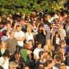 Foto  op Zomerparkfeest 2009