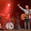 Milow foto Appelpop 2009