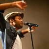 Foto Alain Clark te Appelpop 2009