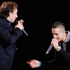 Foto Yes-R op Marco Borsato - 21/10 - Gelredome