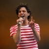 Foto Mika op Pinkpop 2010