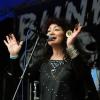 Foto X-Libris op Bunkerpop 2010