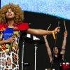 Ebony Bones foto Solar Weekend 2010
