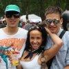 Foto  op Positivus Festival 2011