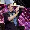 Foto Zanger Rinus te Zanger Rinus - 27/7 - Kermis FM Podium