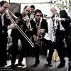 Foto  op Jazz Festival Delft