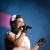 Caro Emerald foto Appelpop 2011 - dag 2 zaterdag