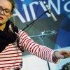Sóley foto Iceland Airwaves 2011