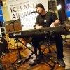 Foto John Grant te Iceland Airwaves 2011