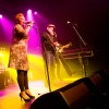 Foto Michelle David op Lefties Soul Connection + Michelle David - 04/05 - Effenaar
