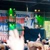 Foto Dem Sleckers op Bevrijdingsfestival Utrecht