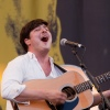 Foto Mumford and Sons op Pinkpop 2012