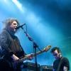 Foto The Cure te Eurockéennes 2012