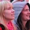 Foto  op Positivus Festival 2012