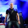 Foto Peter Hook te Summer Darkness 2012