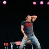 Foto Leon van der Zanden te Leon van der Zanden - 11/8 - Vondelpark Openluchttheater
