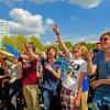 Foto Rilan & The Bombardiers te Bevrijdingsfestival Utrecht 2013