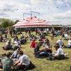 Foto  op Field Day London 2013