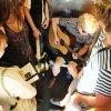 Foto Sam Cuppen op Elevator Sessions 2013