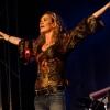 Foto Dana Fuchs op Bospop 2013