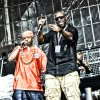 Foto Wu-Tang Clan op Balaton Sound 2013