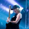 Foto The Joy Formidable op Lowlands 2013 - dag 1