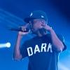 Foto Kendrick Lamar te Lowlands 2013 - dag 1