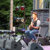 Foto Michael Prins te Andy Burrows - 18/8 - Openlucht Theater Amsterdamse Bos