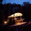 Foto Hooverphonic te Hooverphonic - 25/8 - Openlucht Theater Amsterdamse Bos