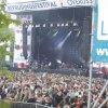 Foto  op Bevrijdingsfestival Overijssel 2014