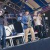 Foto Amsterdam Klezmer Band te Oerol 2014