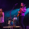 Foto The Staves op Motel Mozaique 2015