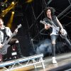 Foto Asking Alexandria te Graspop Metal Meeting 2015