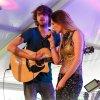 Foto Kissing Jane op Damaris Festival 2015