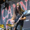 Foto Cannibal Corpse te Into The Grave 2015