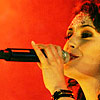 Foto Within Temptation op Dauwpop 2007