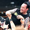 Foto Volbeat op Fields of Rock 2007