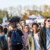 Foto  op Bevrijdingsfestival Overijssel 2016