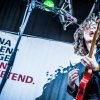 Foto Lucas Hamming te Bevrijdingsfestival Utrecht 2016