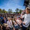 Foto John Coffey op Bevrijdingsfestival Utrecht 2016
