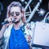 Foto Jett Rebel te Bevrijdingsfestival Utrecht 2016